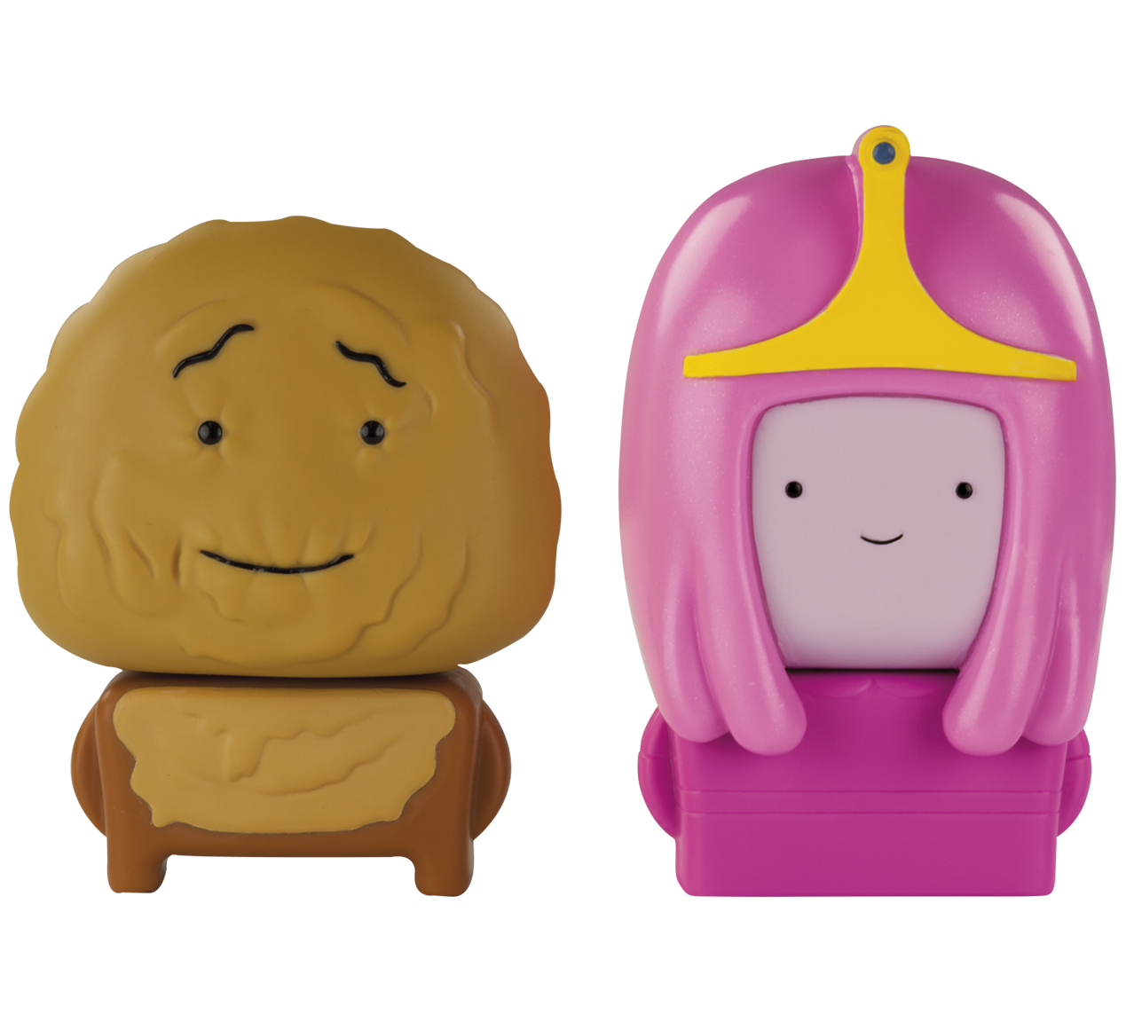 Cinnamon Bun e Princess Bubblegum