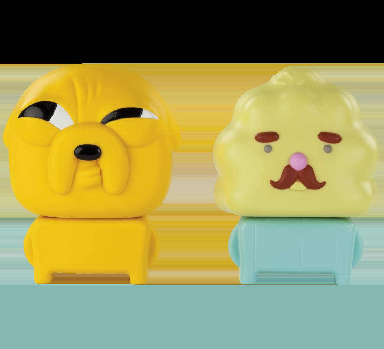 Suspicious Jake e Mr Cupcake