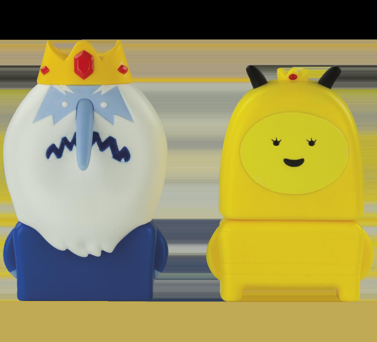 Ice King e Bee Princess