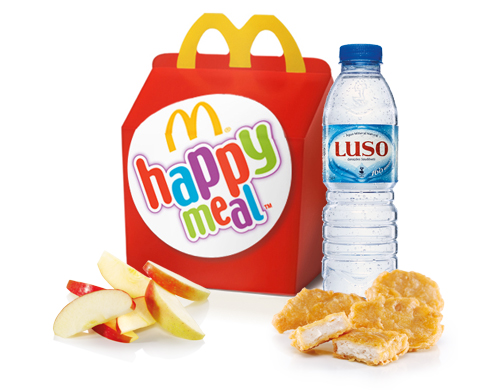 McDonald's - Happy Meal