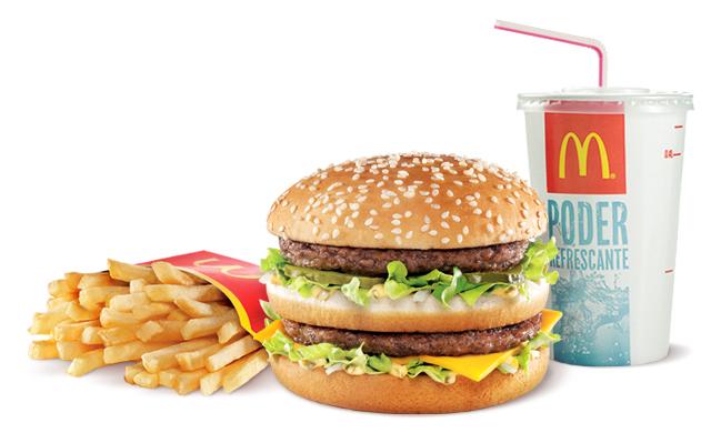 McDonald's - Os nossos Menus
