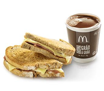 McDonald's - Pequeno Almoço
