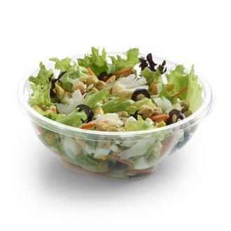 McDonald's - Saladas