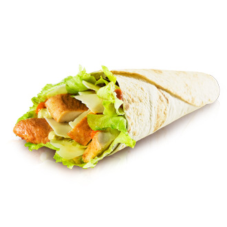 McWrap Chicken Itália Grilled