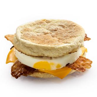 Bacon & Egg McMuffin®
