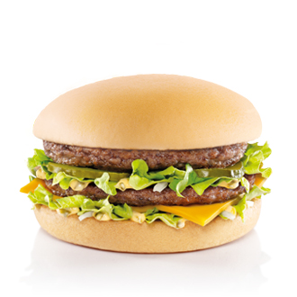Big Mac s/ Glúten