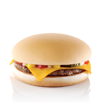Cheeseburger s/ Glúten