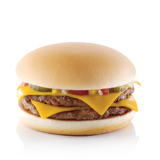 Double Cheeseburger s/ Glúten