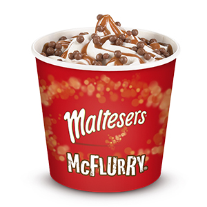 McFlurry Maltesers