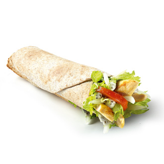 McWrap Chicken Rustic Grilled