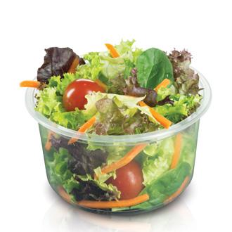 Salada Mista - sem molho