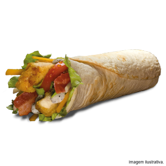 McWrap™ Chicken Bacon Grilled