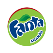 Fanta Ananás ® 500 mL