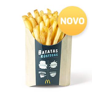 Batatas Rústicas (embalagem grande)