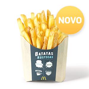 Batatas Rústicas (embalagem média)