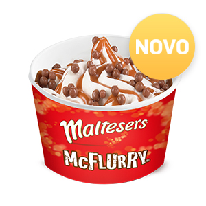 Mini McFlurry Maltesers