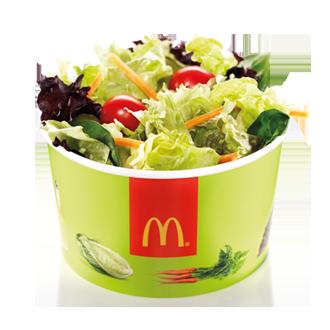 Salada Mista (sem molho)