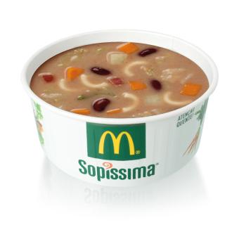 Sopa à Lavrador (150 mL)