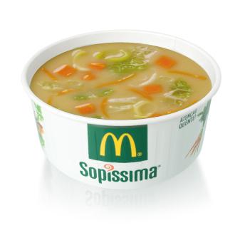 Sopa de Legumes (150mL)