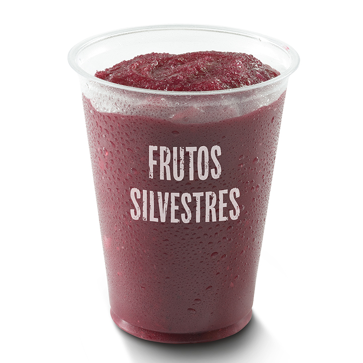 Iced Fruit Smoothie Frutos Silvestres (300 mL)