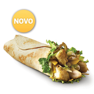 McWrap Chicken Oliva Grilled