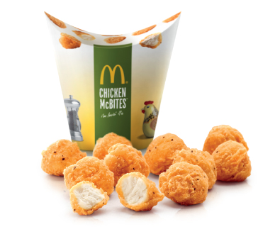 Chicken McBites