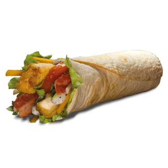 McWrap™ Chicken Bacon Crispy